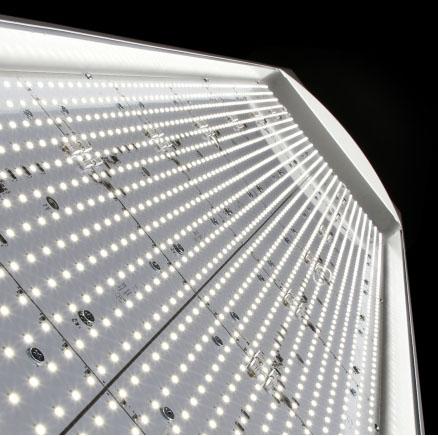 ILUMINACION LED PRODUCIDA EN ORBITVU