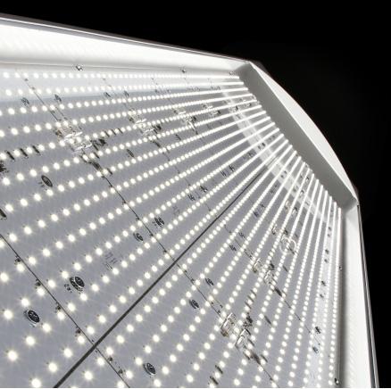 Luces LED producidas en Orbitvu