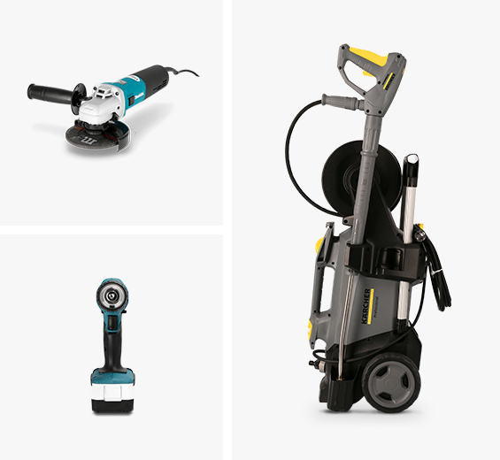 tool product photography