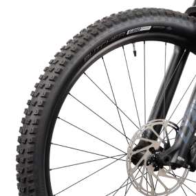 bike tire - product photography